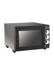 Arshia 50L Toaster Oven, 1800W, TO622, Black