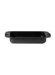 TVS 31cm Platinum Rectangular Baking Tray, 31 x 23cm, Black