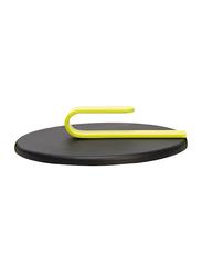 TVS 28cm Hook Lid, 30.6 x 29.8 x 7.4cm, Black/Green