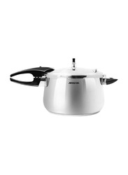 Arshia 18cm Stainless Steel Multi Pressure Cooker, 45.5 x 43.5 x 44cm, Silver