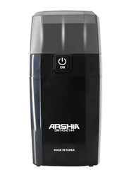 Arshia 0.3L Coffee Grinder, 150W, MC133, Black