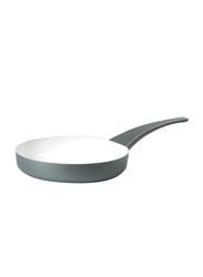 TVS 28cm Arco Non-Stick Frying Pan, Grey/White