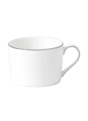 Wedgwood 150ml Vera Wang Blanc Sur Blanc China Tea Cup, White