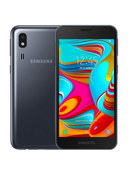 Samsung Galaxy A2 Core 16GB Dark Grey, 1GB RAM, 4G LTE, Dual Sim Smartphone