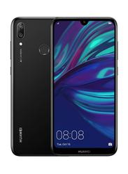 Huawei Y7 Prime 2019 32GB Arabic Midnight Black, 3GB RAM, 4G LTE, Dual Sim Smartphone