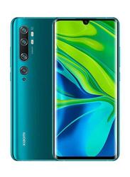 Xiaomi Mi Note 10 128GB Aurora Green, 6GB RAM, 4G LTE, Dual Sim Smartphone, Global Version
