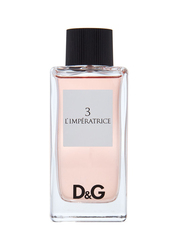 D&G No. 3 L'Imperatrice EDT 100ML for Women