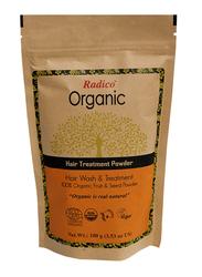 Radico Organic Hair Treatment 100% Leaf Powder 100g