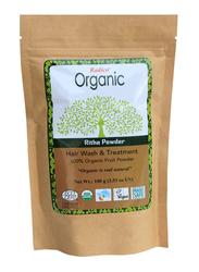 Radico Organic Ritha Powder 100% Leaf Powder 100g