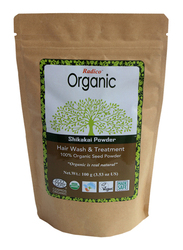 Radico Organic Shikakai Powder 100% Leaf Powder 100g