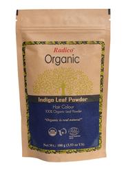 Radico Organic Indigo Powder 100% Organic Leaf Powder 100g