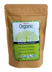 Radico Organic Herbal Henna Powder 100% Leaf Powder 100g