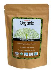 Radico Organic Methi Powder 100% Leaf Powder 100g