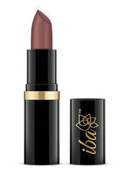 Iba Pure Lips Moisturizing Rich Lipstick, 4gm, A95 Mauve Touch, Brown