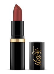 Iba Pure Lips Moisturizing Rich Lipstick, 4gm, A90 Coral Glow, Red