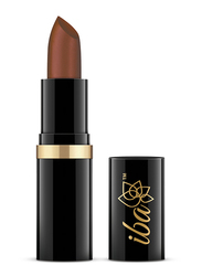 Iba Pure Lips Moisturizing Rich Lipstick, 4gm, A30 Copper Dust, Brown