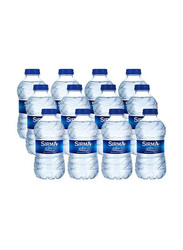 Sirma Natural Mineral Water, 12 Pet Bottles x 330ml