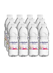 Aqua Emarati Natural Mineral Water, 12 Pet Bottles x 300ml