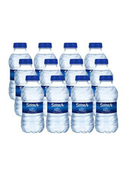 Sirma Natural Mineral Water, 12 Pet Bottles x 200ml