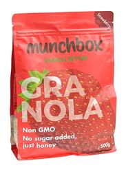 Munchbox Strawberry Oats Granola, 500g