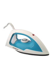 Touchmate 360° Multi-Direction Dry Iron, 1200W, TM-DTI201, Blue/White