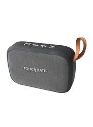 Touchmate TM-BTS400 Wireless Portable Bluetooth Speaker, Black