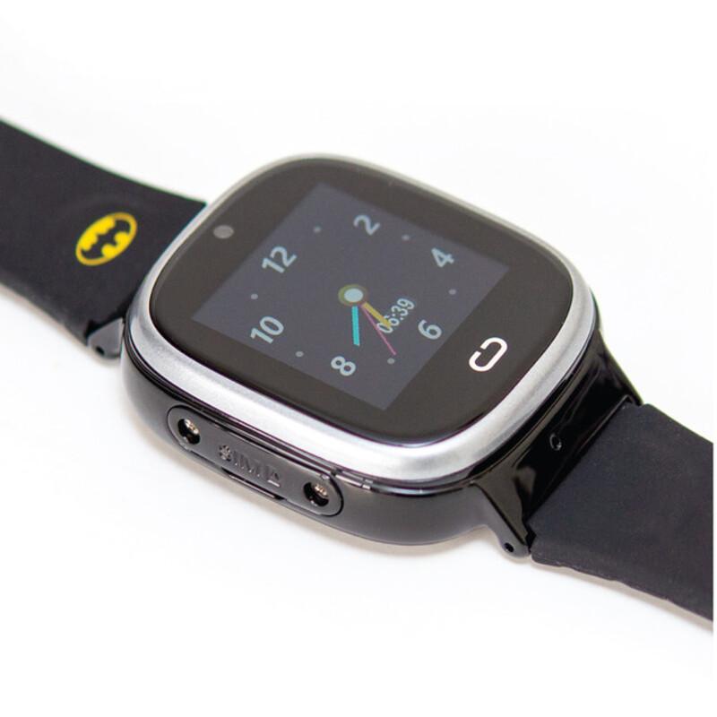 Touchmate BATMAN GPS Tracker SmartWatch TM-SW500B, Black