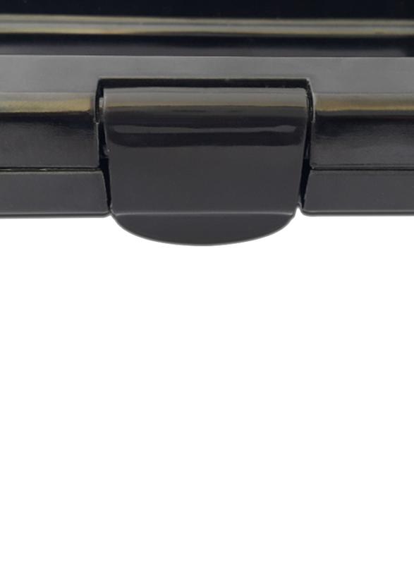 Touchmate 2-Slice Sandwich Maker, 800W, TM-SDM200S, Silver/Black