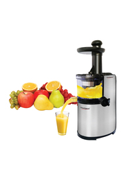 Touchmate 600ml Slow Juicer, 200W, TM-SJ103, Silver/Black