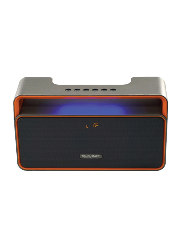 Touchmate TM-BTS1000 Wireless Portable Bluetooth Party Speaker, Black