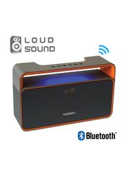 Touchmate TM-BTS1000 Wireless Portable Bluetooth Party Speaker, Black