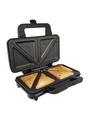 Touchmate 2-Slice Toaster, 800W, TM-TS200, Black