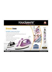 Touchmate Steam Iron, 1600W, TM-STI202, Black