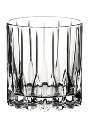 Riedel 8oz 2-Piece Set Bar Drink Specific Glassware OP Crystal Neat Glasses, 480-0417/01, Clear