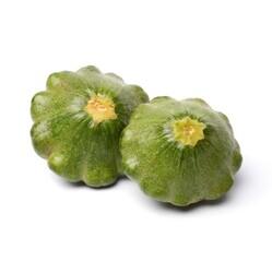 Mini Green  Pattypan Rsa, 200 Grams