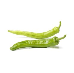 Chilli Green Long, 300 Grams (Holland)