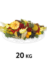 Fresh Fruit Basket, 30 Items, 20 KG