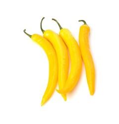 Chilli Yellow Long, 300 Grams (Holland)
