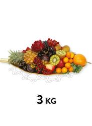Fresh Fruit Basket, 25 Items, 3 KG
