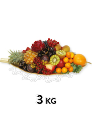 Fresh Fruit Basket, 25 Items, 3 KG