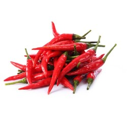 Bird Chilli Red Thailand, 100 Grams
