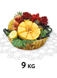 Fresh Fruit Basket, 19 Items, 9 KG
