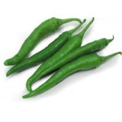 Green Long Chili (Jordan), 0.5 KG