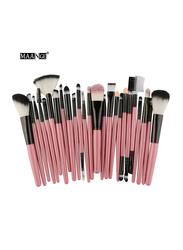 Maange 25-Piece Makeup Brush Set, Multicolour