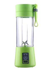 Generic Portable and Rechargeable Battery Juicer Blender, 200W, ZK1623403, Green