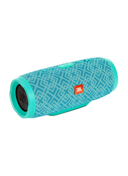 JBL Charge 3 Portable Wireless Bluetooth Speaker, Mosaic