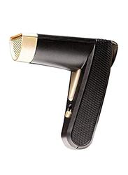 Electric Incense Burner, B07NTTN516, Black/Gold