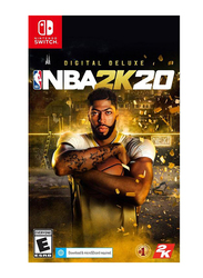 NBA 2K20 Digital Deluxe for Nintendo Switch by 2K