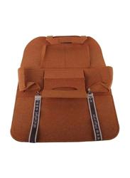 Car Multi-Pocket Back Seat Organizer, Brown