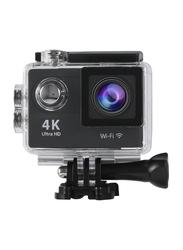 Eken H9R 4K Action Camera, with Waterproof Cover, Black